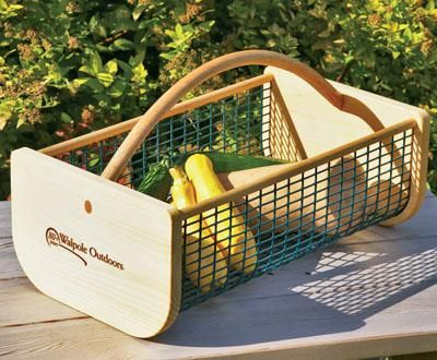 Don't know what to get the garden enthusiast in your life? Try some of these great garden accessories from Walpole Outdoors.