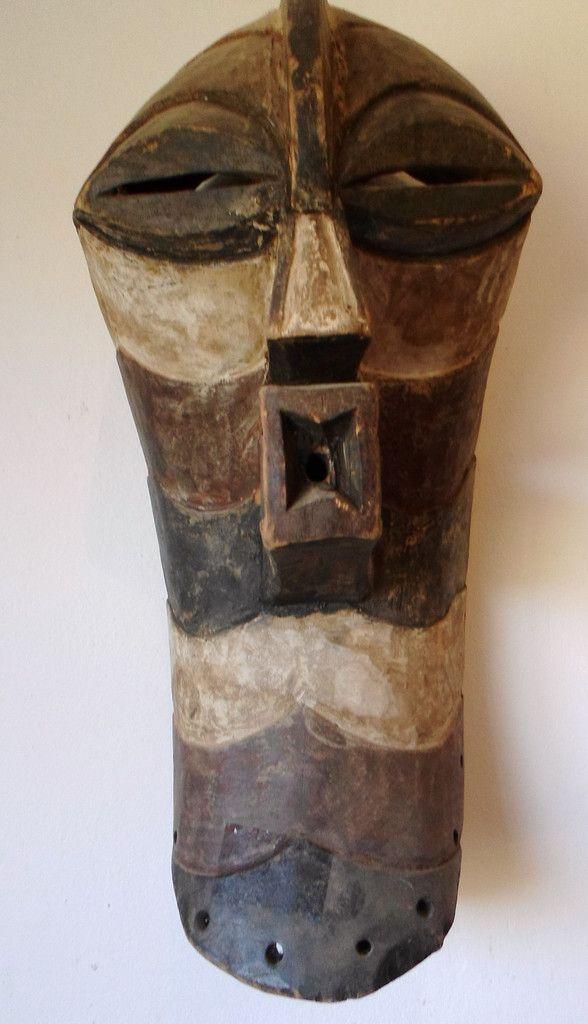 SOLD SOLD Songye Kifwebe Male Mask*