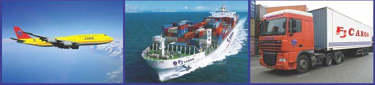FJ Cargo official branding