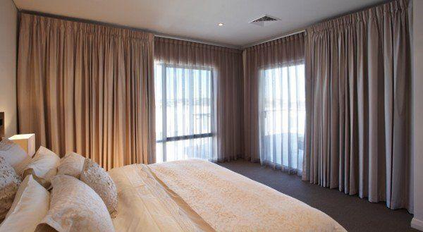 5 Trucos Para Preservar El Calor En Casa Durante El Invierno E Cons Cortinas Modernas Para Dormitorio Cortinas Dormitorio Matrimonio Dormitorio De Matrimonio