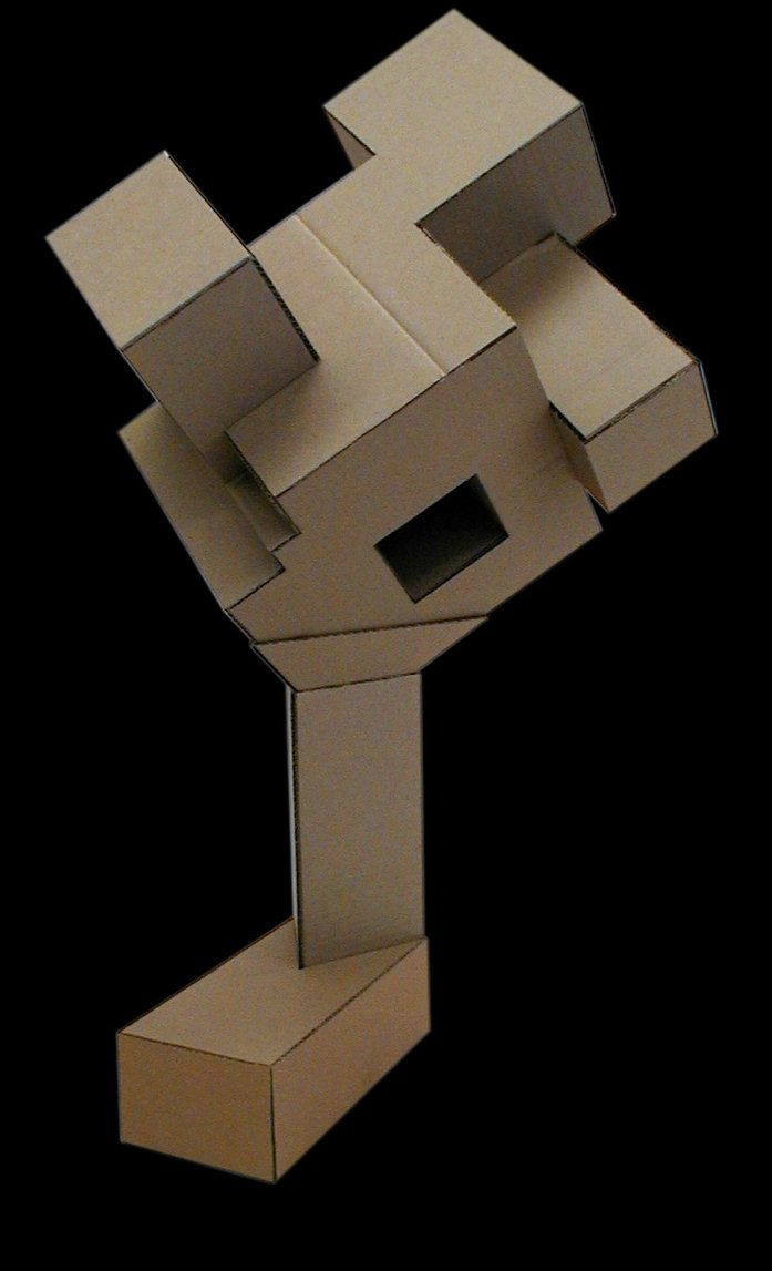 25 best ideas about cardboard sculpture on pinterest