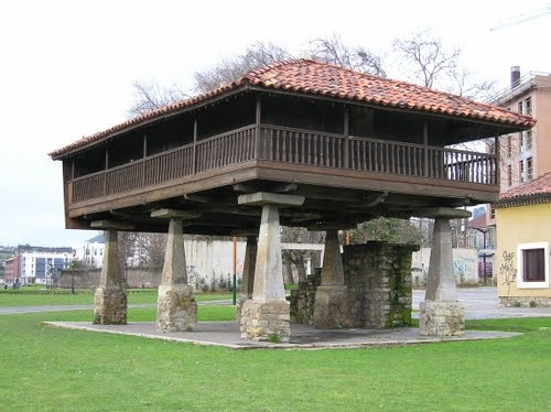 Asturian's granary