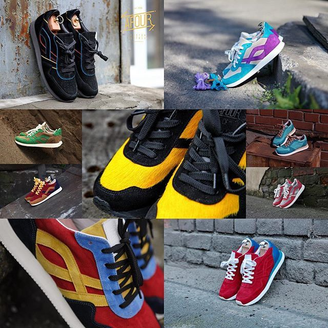 Примеры кроссовок Sabotage созданных по индивидуальному заказу. А какой дизайн создадите вы? #afour #afourcustom #id #afour_sabotage #custommade #shoesoftheday #madeinrussiaafourcustom