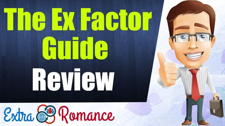 The Ex Factor Guide By Brad Browning Review - How to Get Your Ex Back | Extra Romance https://youtube.com/watch?v=eMlGD1L6T1o