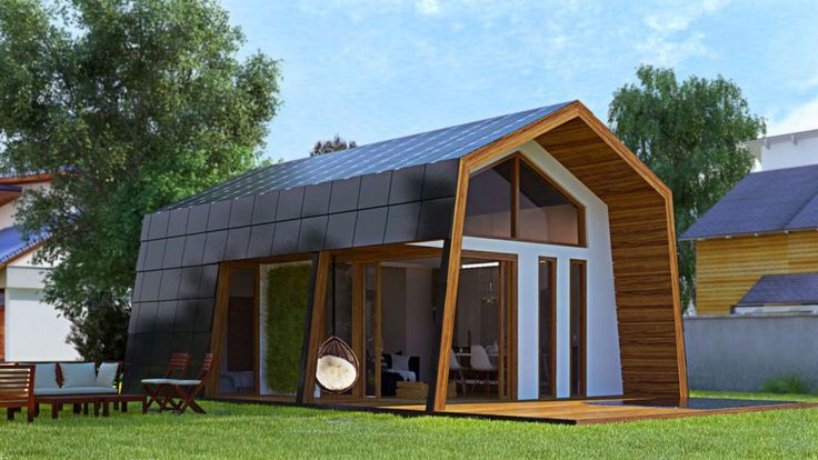 A solution born of the affordable housing crisis, the Ecokit is a modular, flat-packed design built from thermal-insulated panels and sustainable materials.