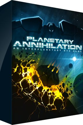 Tanie Klucze Do Gier  Planetary Annihilation