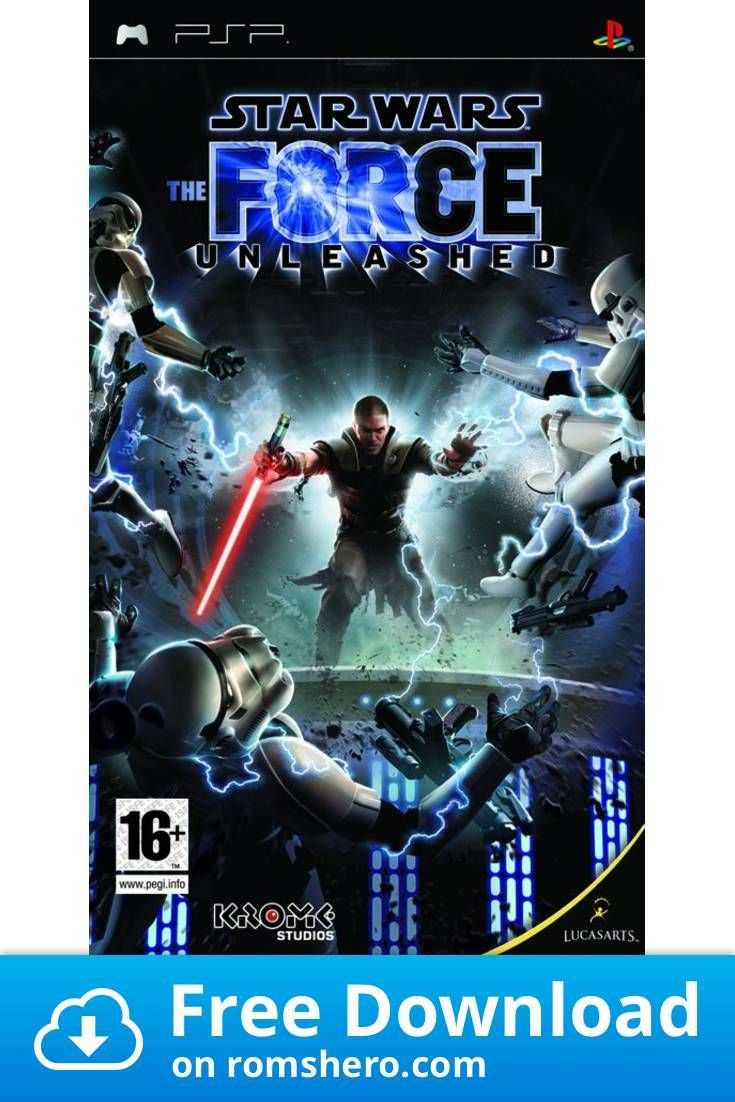 Download Star Wars The Force Unleashed Playstation Portable