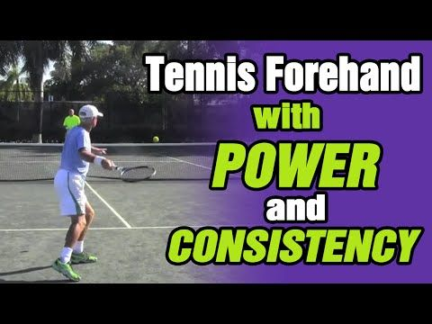Tennis Forehand Instruction - Correct Wrist Movement For Forehand - YouTube