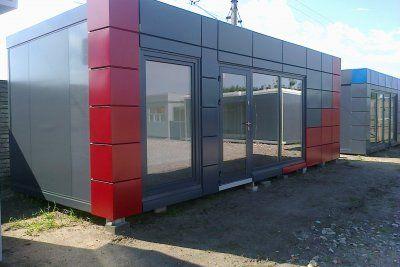 Bürocontainer - Allzweck Container