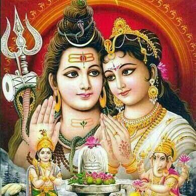 Shiva femily