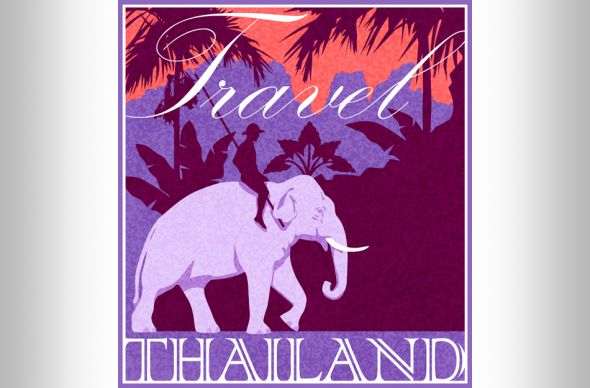 The life span of the elephant is amazingly50 to 70 years, with the oldest recorded elephant lived for 82 years. Description from productpackagingdesign.blogspot.com. I searched for this on bing.com/images