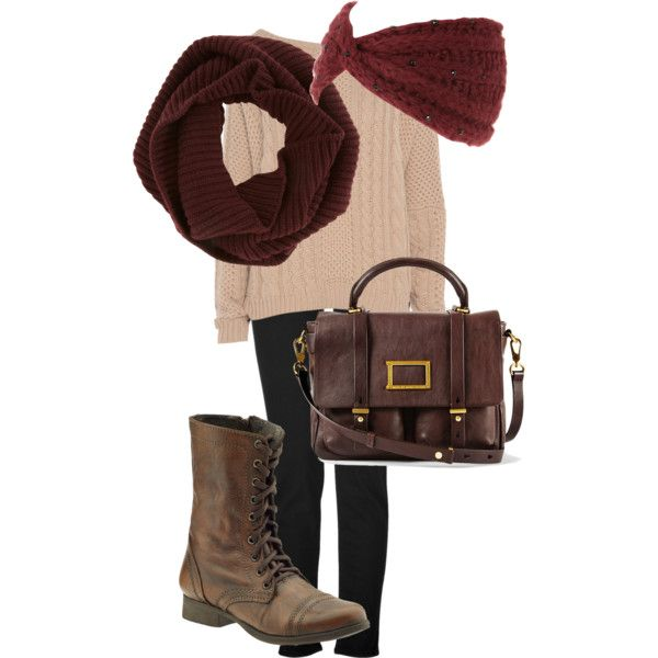 so many cute outfits to wear with combat boots....now I definitely need a pair....