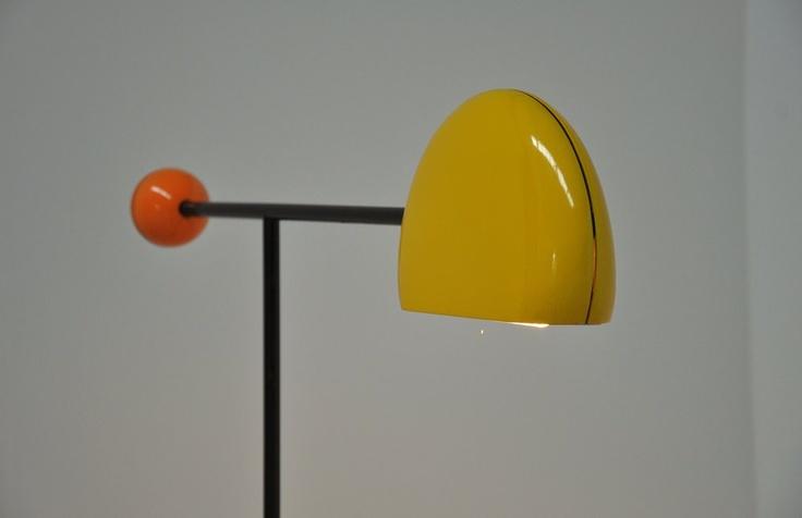 Toshiyuki Kita Tomo floor lamp 1985 | Mass Modern Design