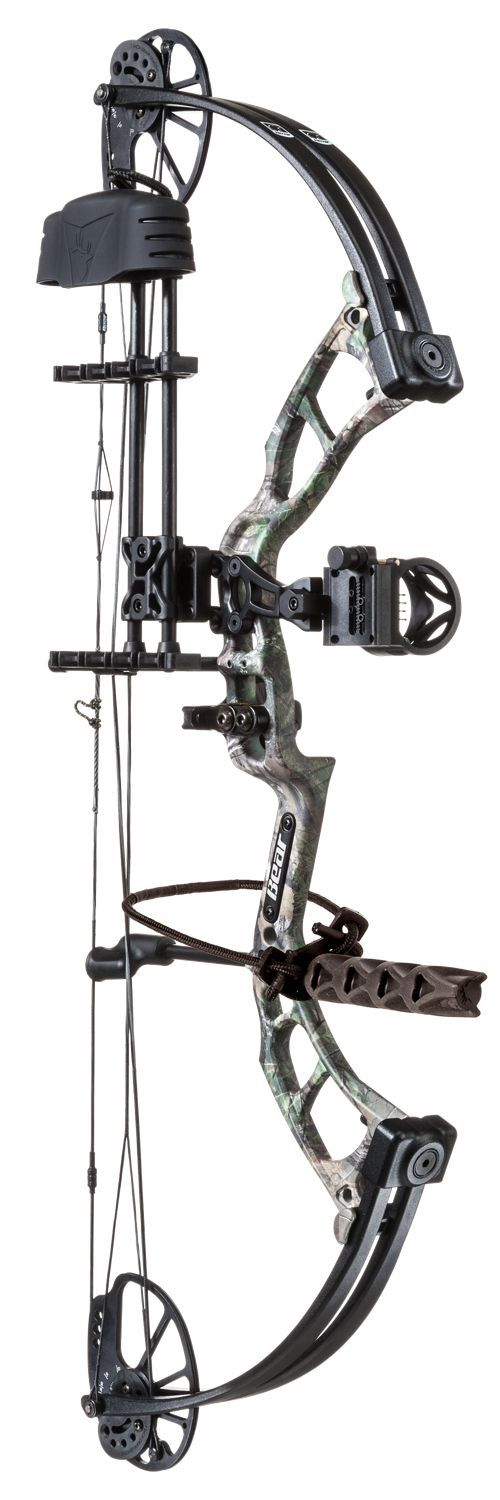 Bear Archery Cruzer RTH (Ready To Hunt) Compound Bow Package, Bass Pro Shops