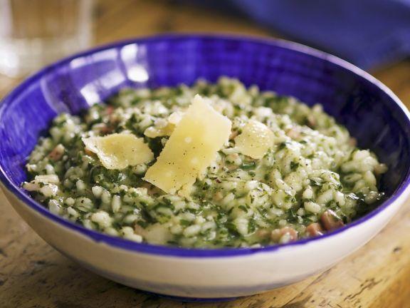 Risotto mit Spinat ist ein Rezept mit frischen Zutaten aus der Kategorie Risotto. Probieren Sie dieses und weitere Rezepte von EAT SMARTER!