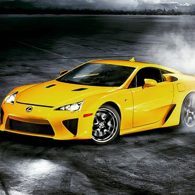 Steals The Show. Every. Single. Time. #LexusLFA #Lexus #Vegas