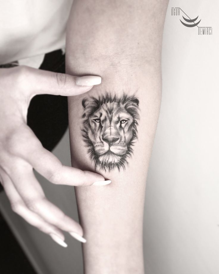 Realistic little lion tattoo @lacenano  #lion #portrait #realistictattoo #smalltattoo #tattoodemirci #lacenano #tattoo #tat #tattoomagazine #tattooed #ink #inklife #ink #inked #inkmagazine #instatattoo  #design #art #tattooart #dovme #illustration #fashion #tattoos #ugurdemirci #ugurdemircitattoo #kadıköy #istanbul @tattrx @tattooselection @tattooarmada @thinkbeforeuink @tattootwotimes @tattoodo @tttism @inkstinctofficial @equilattera @inspirationtatto