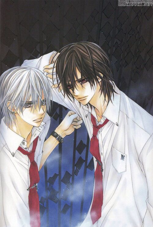 46 best images about Kaname x Zero on Pinterest