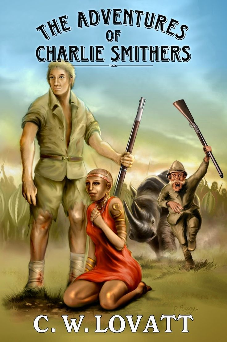 Story River: THE ADVENTURES OF CHARLIE SMITHERS - NOW ON SALE