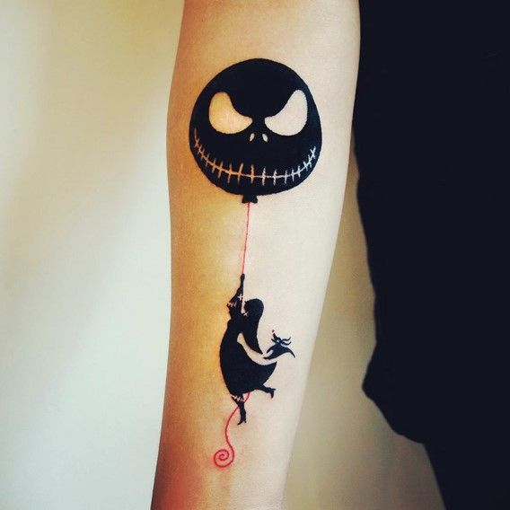 Nightmare Before Christmas Tattoos Designs-2