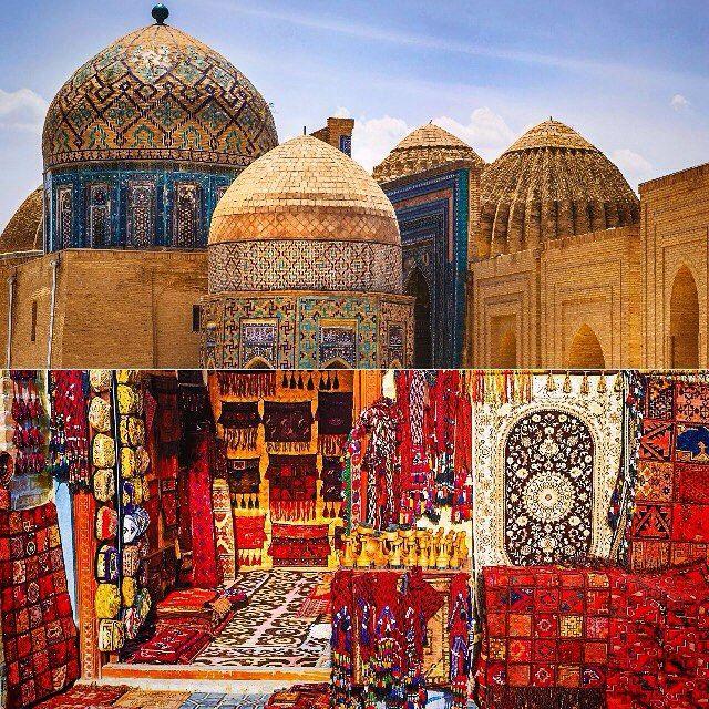 Med Nyhavn Rejser kan du nu tage ad silkevejen gennem Usbekistan  #Usbekistan #Samarkand #Bukhara #bazar #bazaar #NyhavnRejser #drømmerejser #kultur #culture #PlacesAroundEarth #BestVacation #travel #Vacation #TravelAndLife #nature #worlderlust #adventure #rejseleder