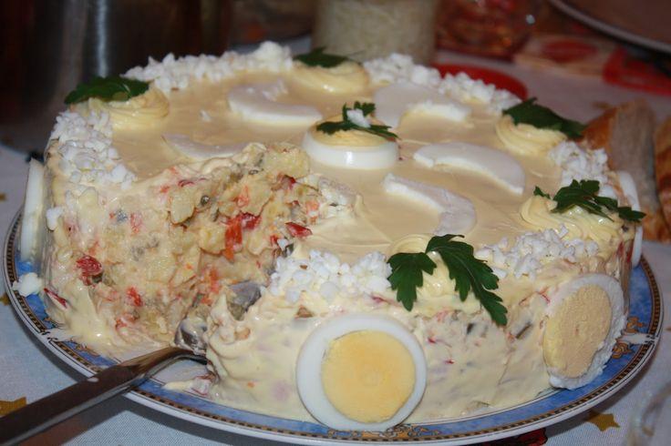 """Majonézes """"mindent bele"""" saláta – nem, nem franciasaláta, ez annál sokkal finomabb!!"""