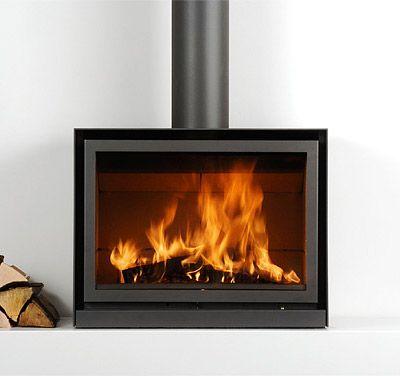 Stuv woodburning stove
