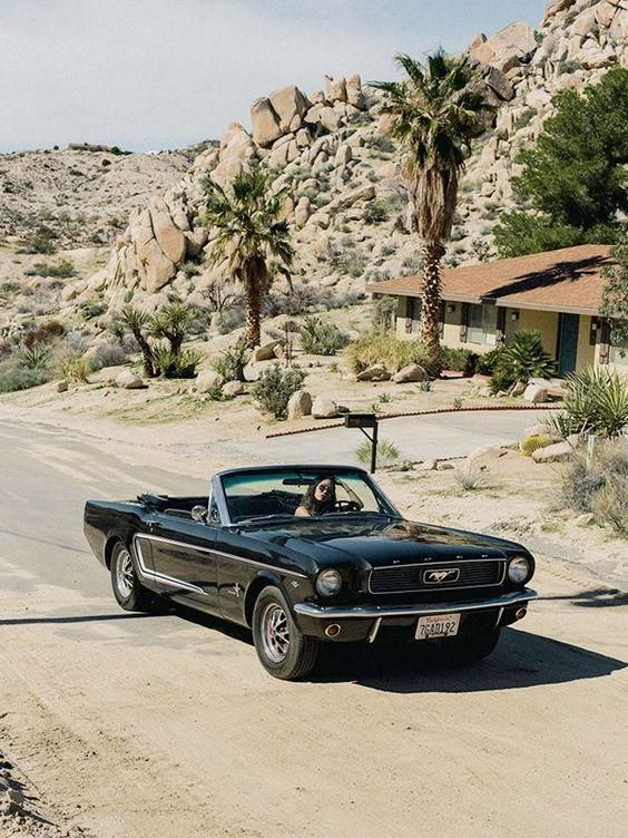 Ford Mustang Ford Mustang   Dyke & Dean   Classic cars   Vintage cars   British engineering   British automobile   Made in England