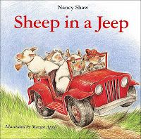 Sheep in a Jeep - Force and Motion