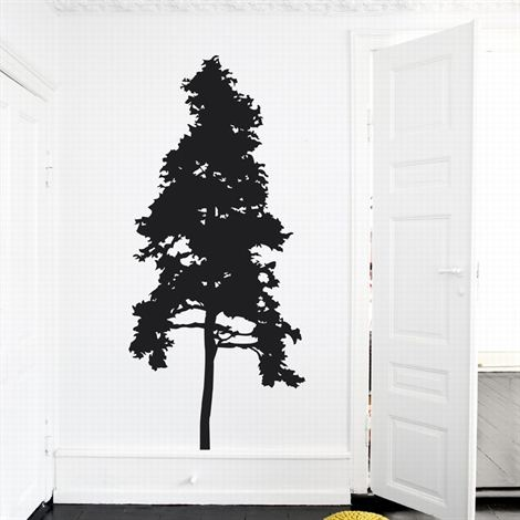Timber wall decoration