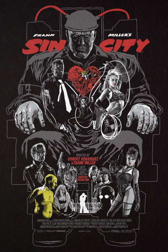Sin City by Christopher Cox