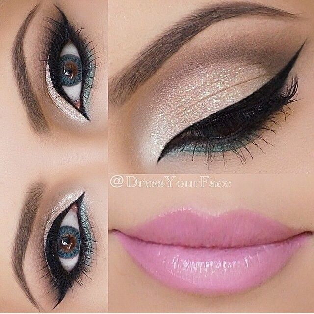 anastasiabeverlyhills Stunning look created by @dressyourface  BROWS: #BrowWiz in Medium Ash