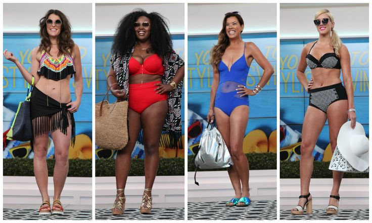 Stylish solutions to your swimwear dilemmas