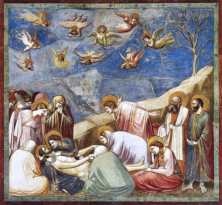 Il Compianto sul Cristo morto è un affresco di Giotto, databile al 1303-1305 circa, facente parte del ciclo di affreschi della Cappella degli Scrovegni, dove si trova ancora oggi.