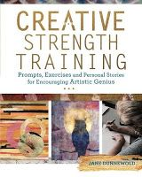 Book review: Creative Strength Training. #bookreview #creativity