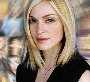 Madonna en Play atooms - After stars reach a certain point, it's easy to forget what they became famous for and...