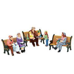 Sitting In The Village - 56.55197 $40.00