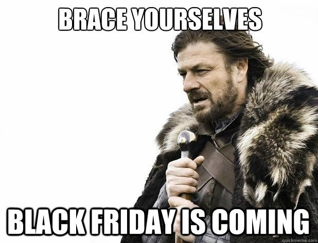 Black Friday, Retail, Shopping http://cornerofconfessions.wordpress.com/2014/11/09/the-season-is-upon-us/