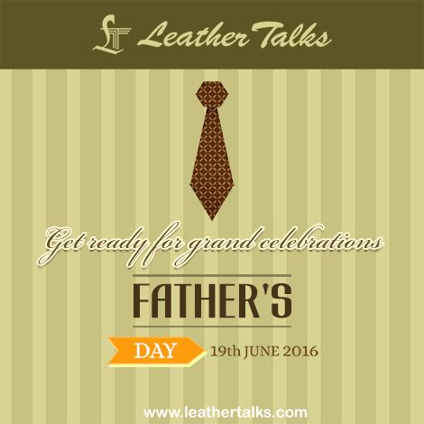 Get your Rockstar Dad the TIE HANGER from Leather Talks this Father's Day. It can be a perfect gift for men who adore their Tie collection.