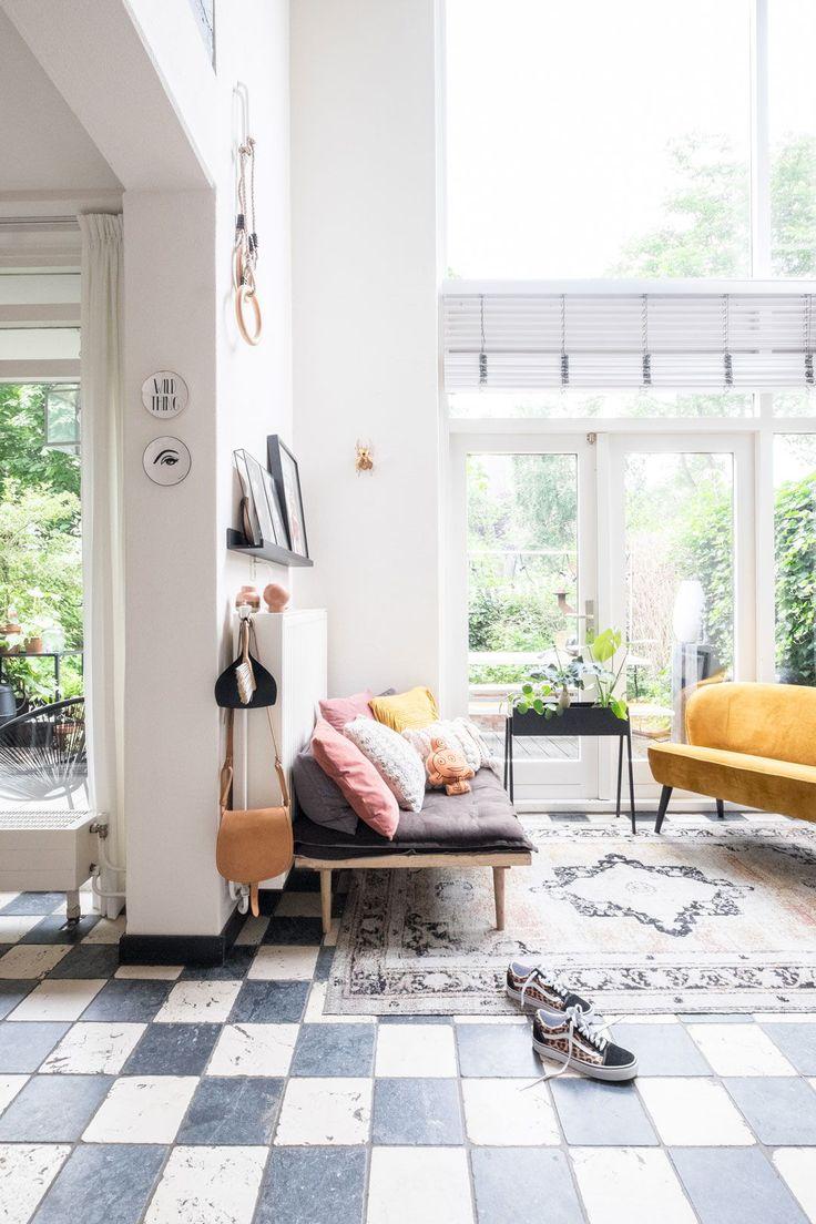 Blick in ein 70er-Jahre-Haus in Zwolle