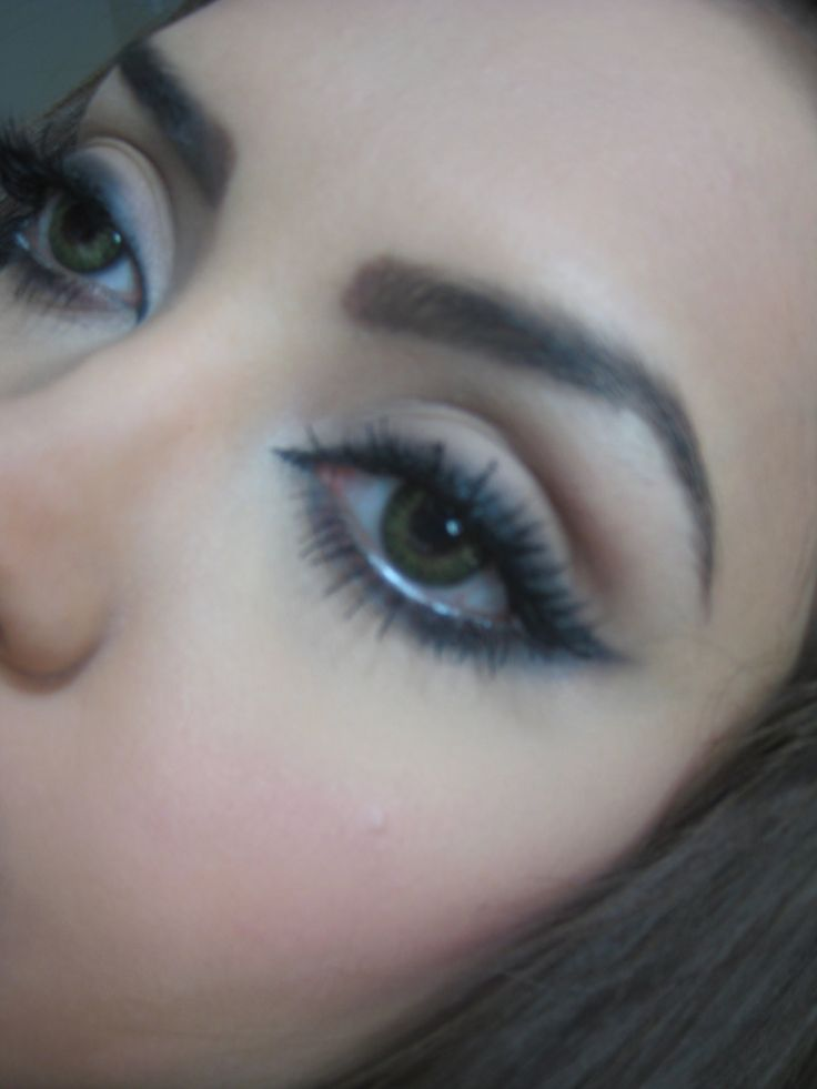 How to do a smudged eyeliner