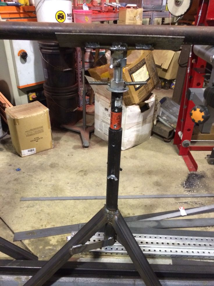 Metal Chop Saw Table Plans Woodworking Projects Amp Plans