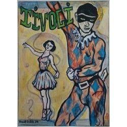 1994 Filmfest of American Independent Films - Original Vintage Poster