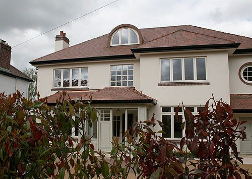 2 Houses at Woodside, Rathfarnham - Brazil Associates | Architects