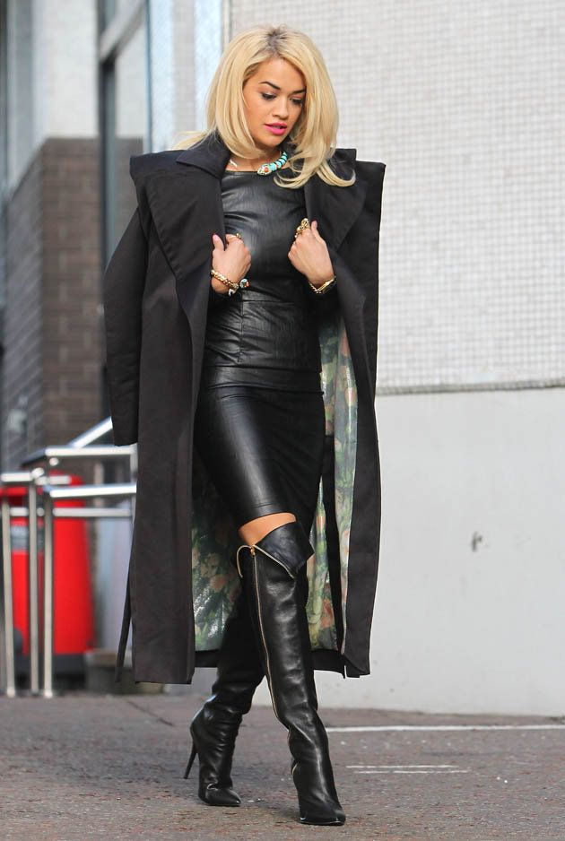 Rita Ora / Do you like this look on her?