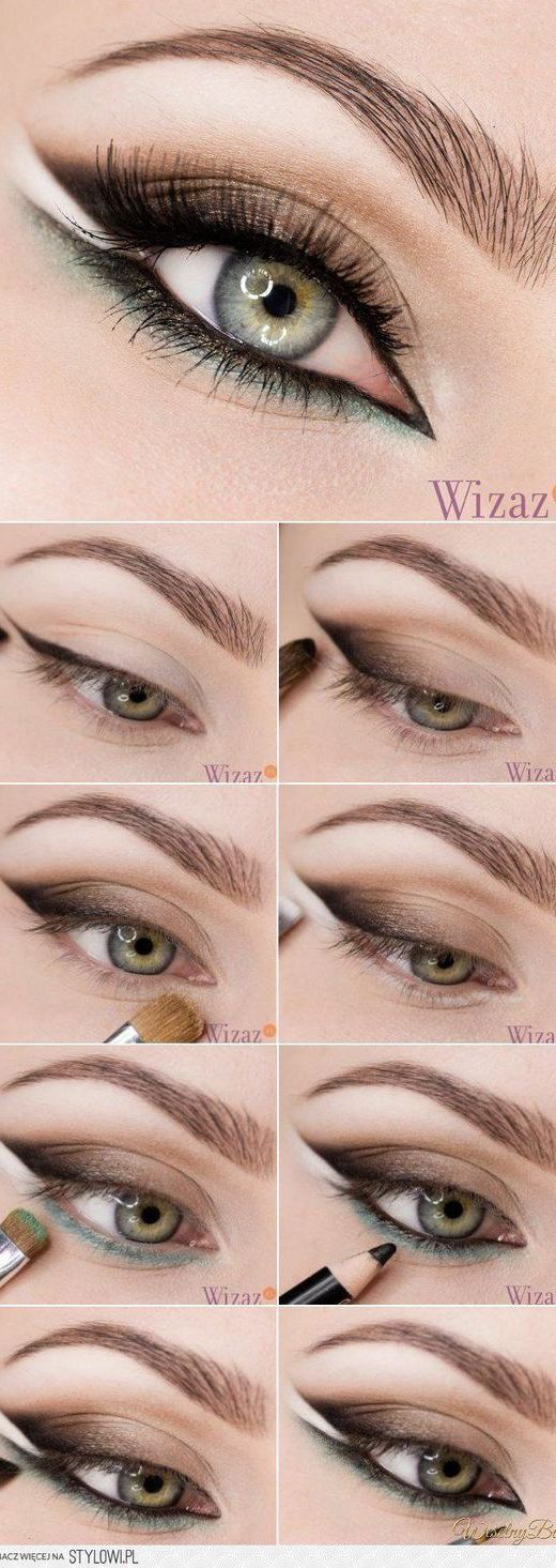 The Eyeliner Trick for Any Eye Shape - Page 2 of 3 - Trend To Wear