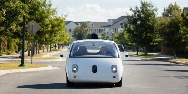Όλο και λιγότερη ανθρώπινη βοήθεια χρειάζονται τα πρωτότυπα αυτόνομα οχήματα