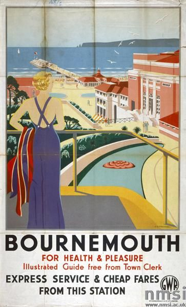 Bournemouth via @cammie_and_me