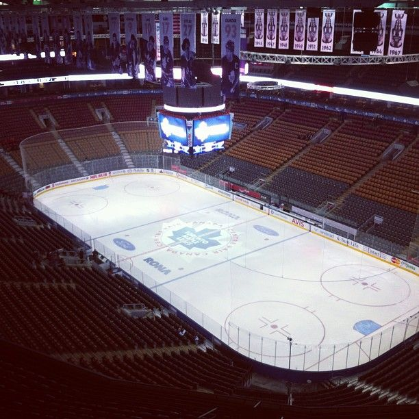 The ACC - The Air Canada Centre in Toronto