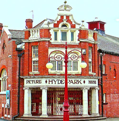 The Hyde Park Picture House on Brudenell Road in Leeds, West Yorkshire, England (image Tim Green on flickr)